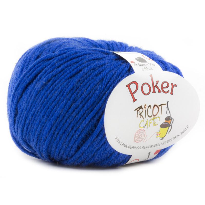 Poker Bluette col.25