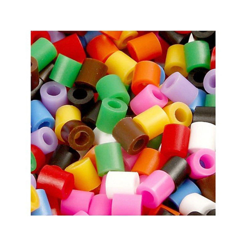 Nabby Beads 500pcs Multicolor