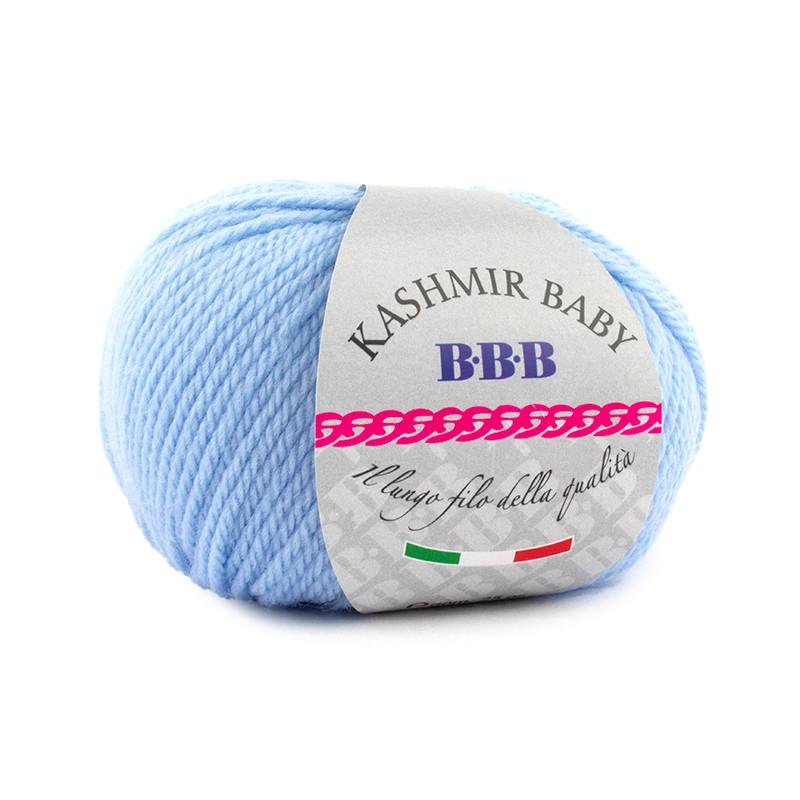 Cachemire Baby Azzurro Baby