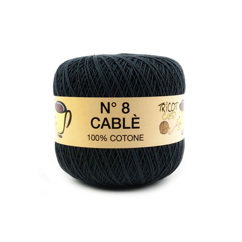 Cable 8 Grigio Scuro 289