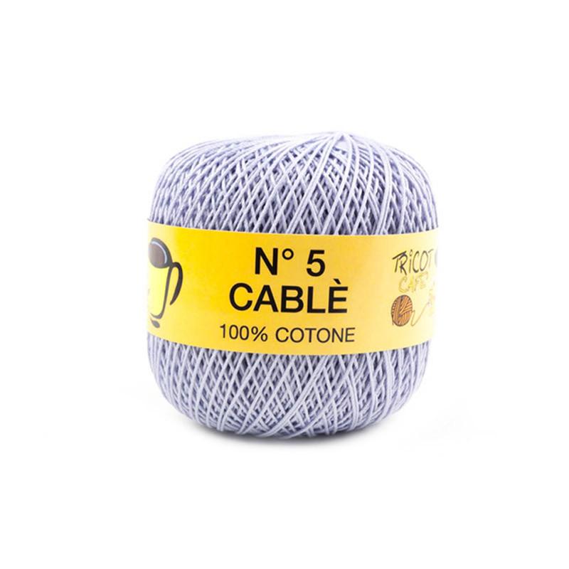 Cable 5 Lilla Chiaro 8396