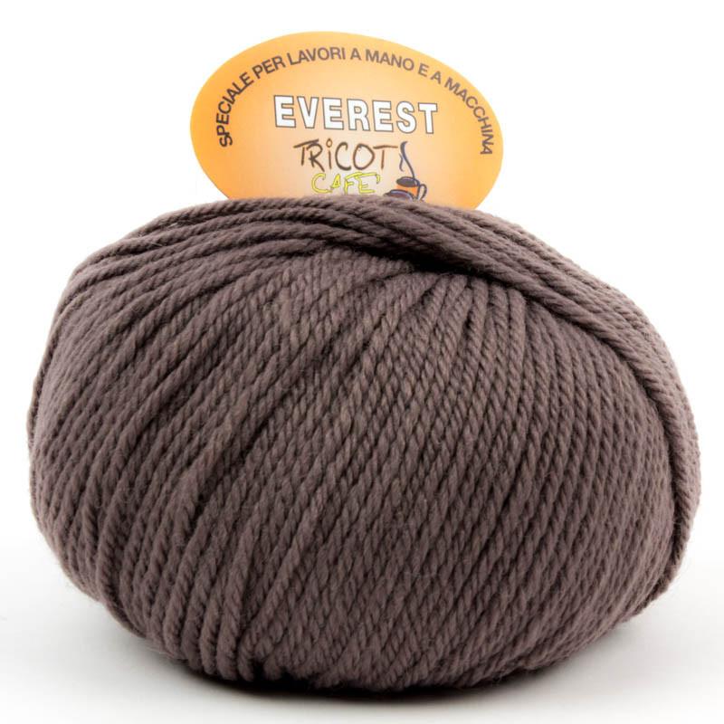 Everest - Filato misto lana ideale per progetti che durano tempo - Tortora 3