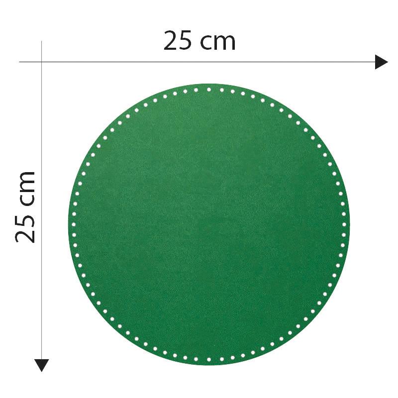 Fondo Borsa Cerchio 4747 Verde