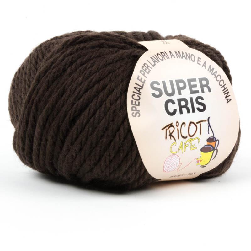 Super Cris - il fratello maggiore di tutti i misti lana - Marrone 550