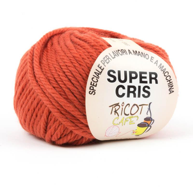 Super Cris Arancione Scuro