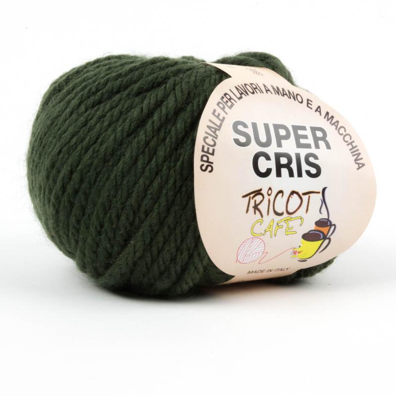 Super Cris Verde Scuro