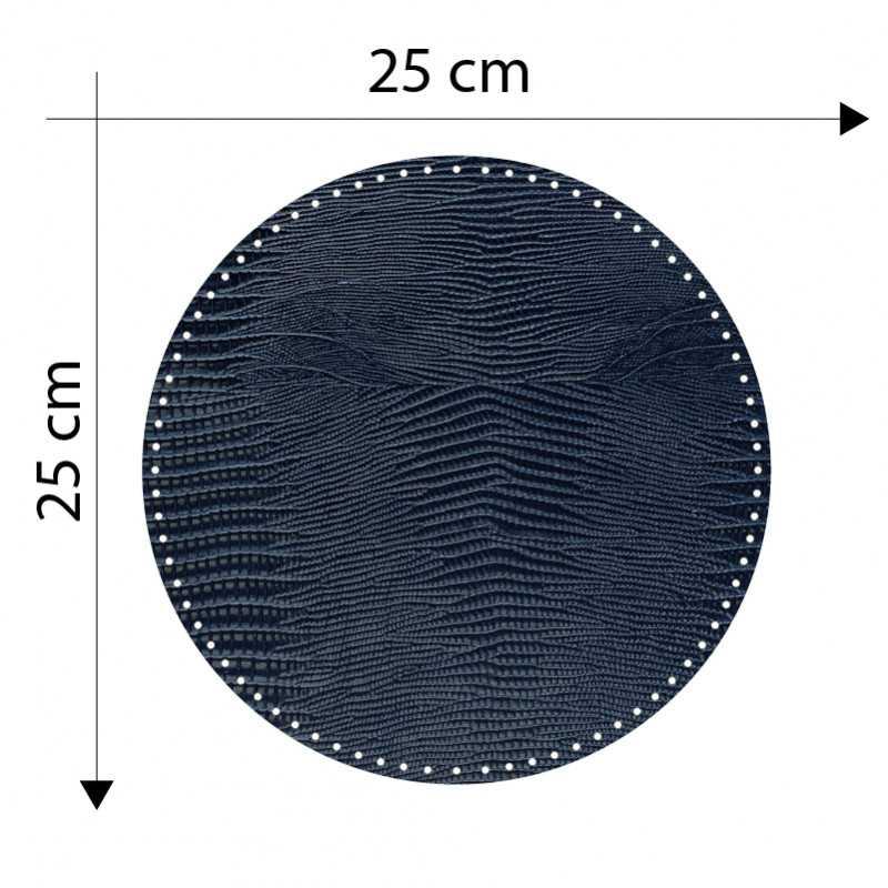 Bavaglino Cotone Azzurro