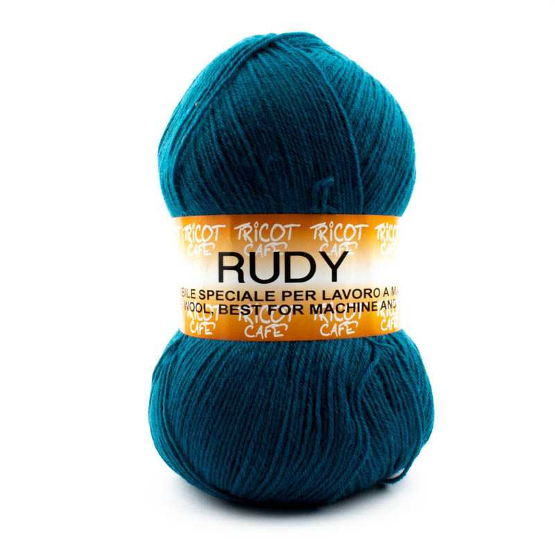 Rudy - Filato misto lana alpaca da 250gr - Ottanio 7441