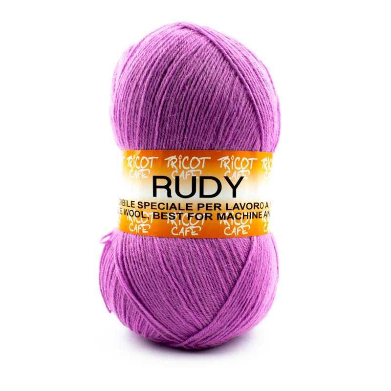 Rudy - Filato misto lana alpaca da 250gr - Ciclamino 8997