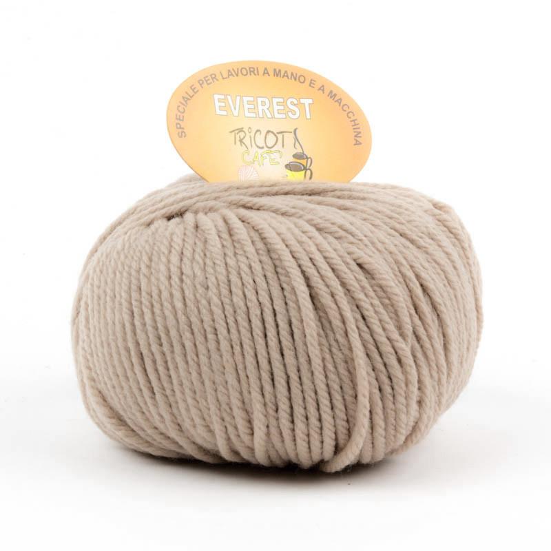 Everest - Filato misto lana ideale per progetti che durano tempo - Beige 29