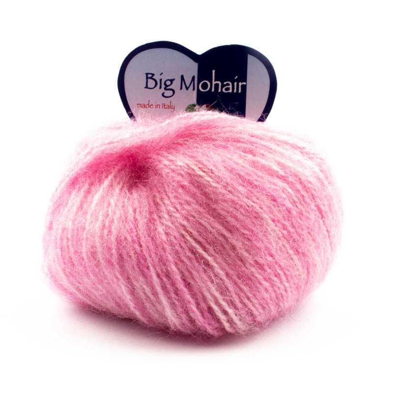 Big Mohair Misto Rosa 05