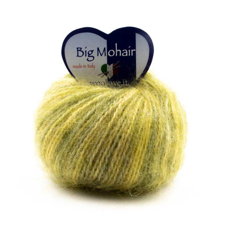 Big Mohair Misto Verde 150