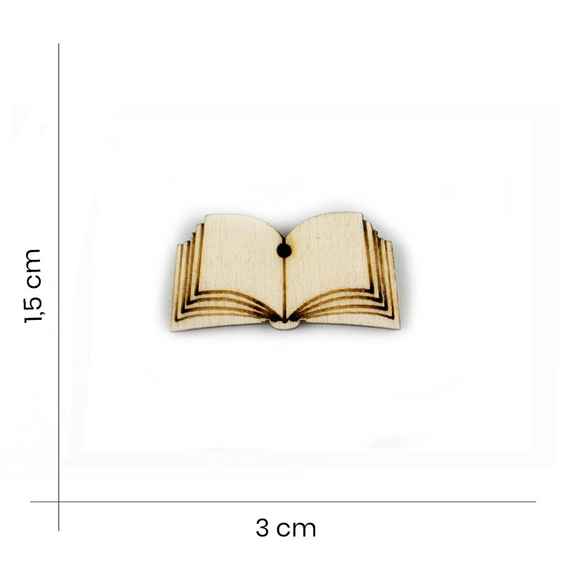 Forma Libro Legno