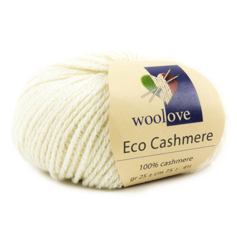 Eco Cashmere Panna