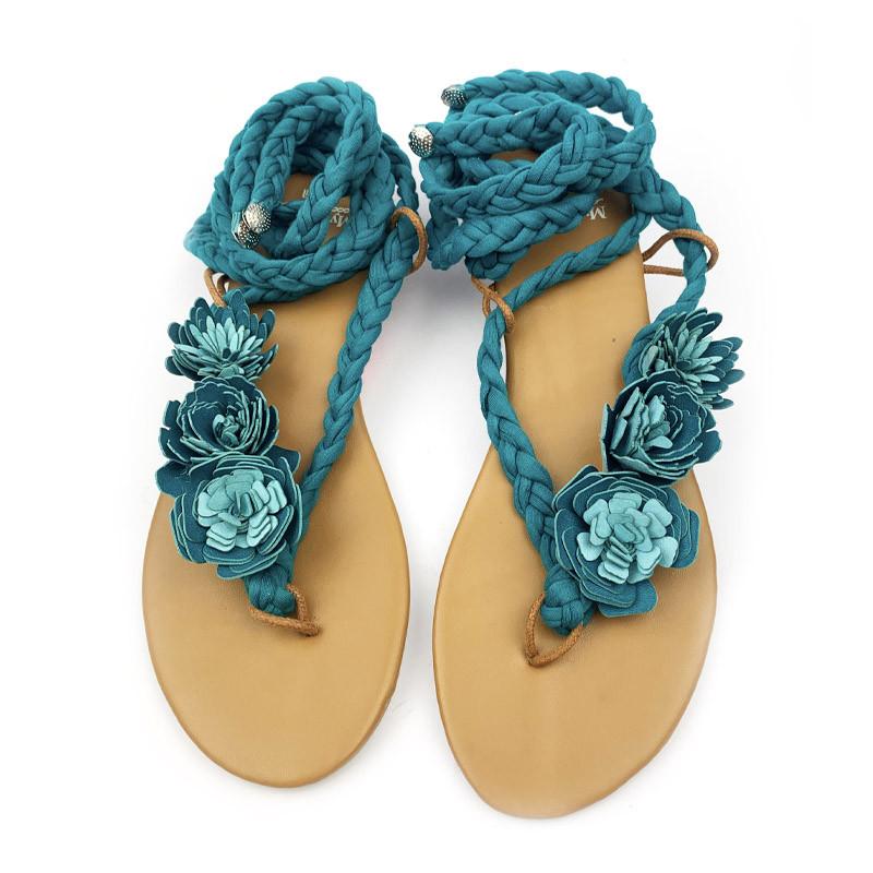 Kit Infradito Fiorito - Crea i tuoi sandali per l'estate