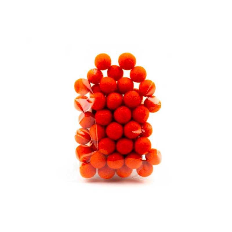 palline arancioni