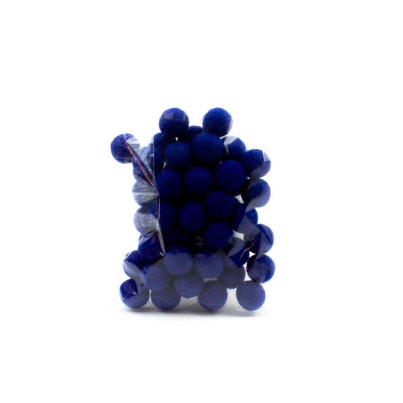 Confezione Palline Blu 1,5cm
