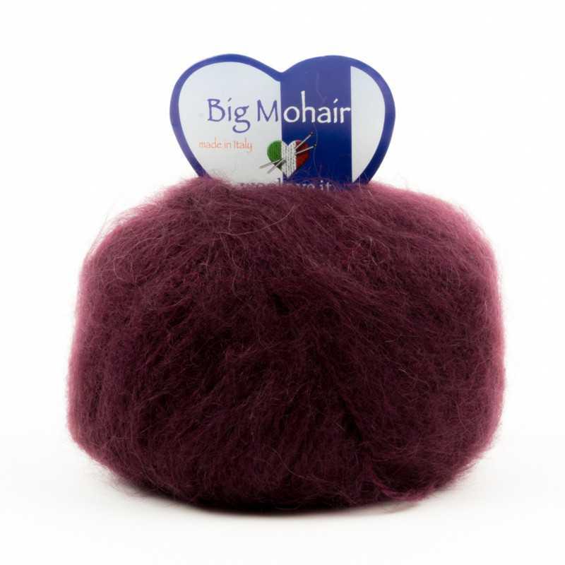 Big Mohair Bordeaux 274