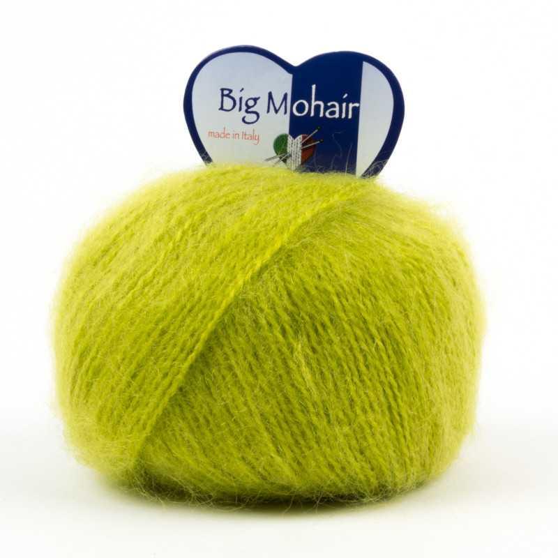 Big Mohair Verde Acido 462