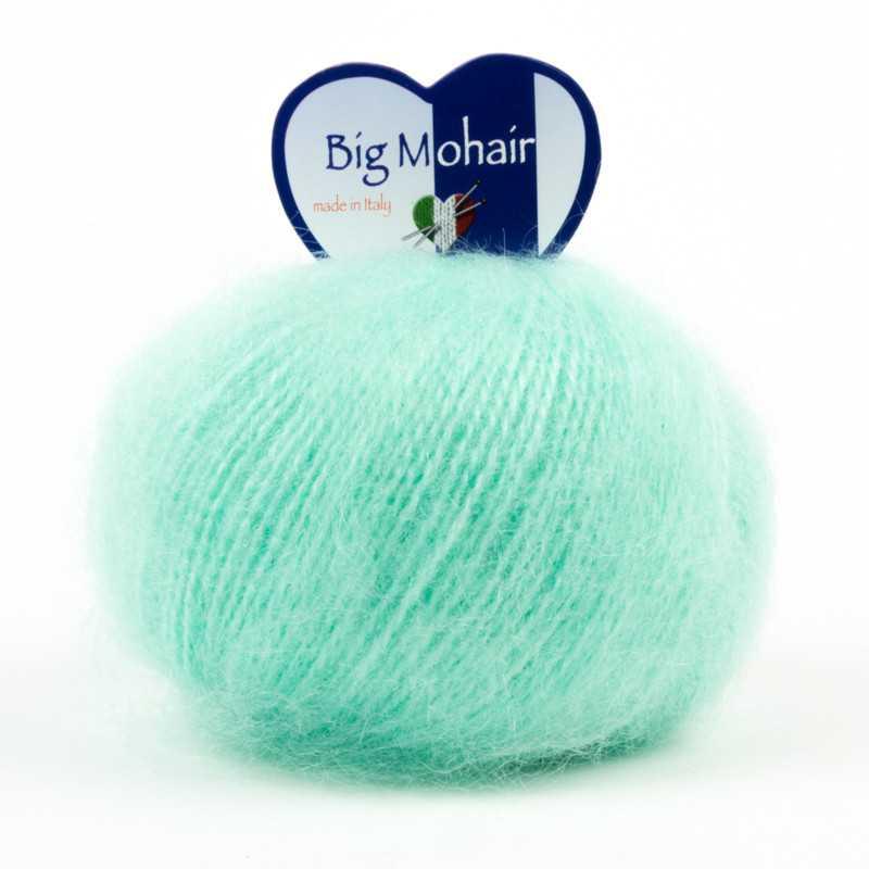 Big Mohair Verde Acqua 7
