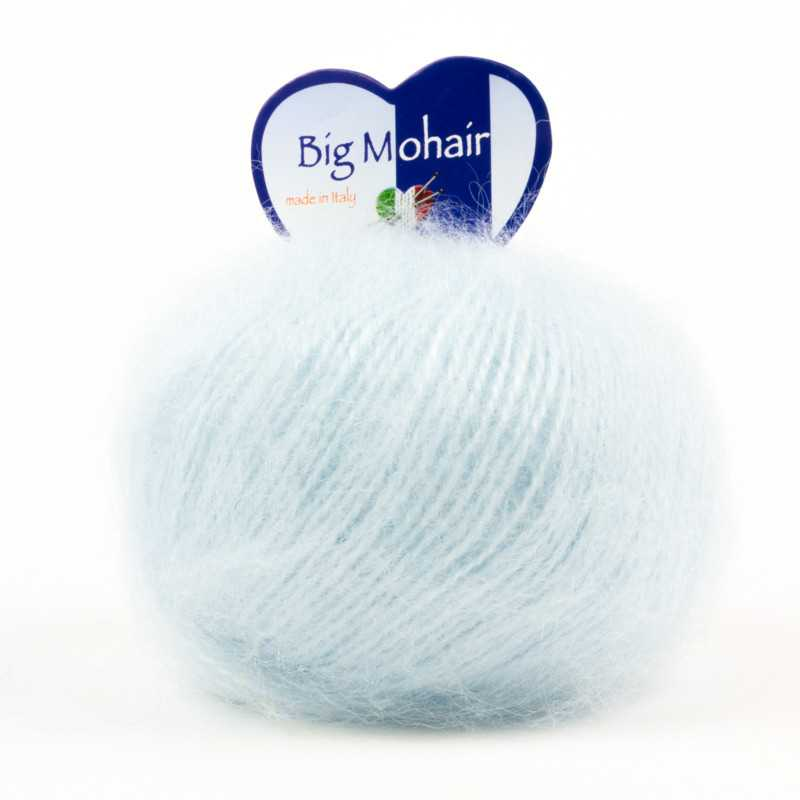 Big Mohair Azzurro Baby 5