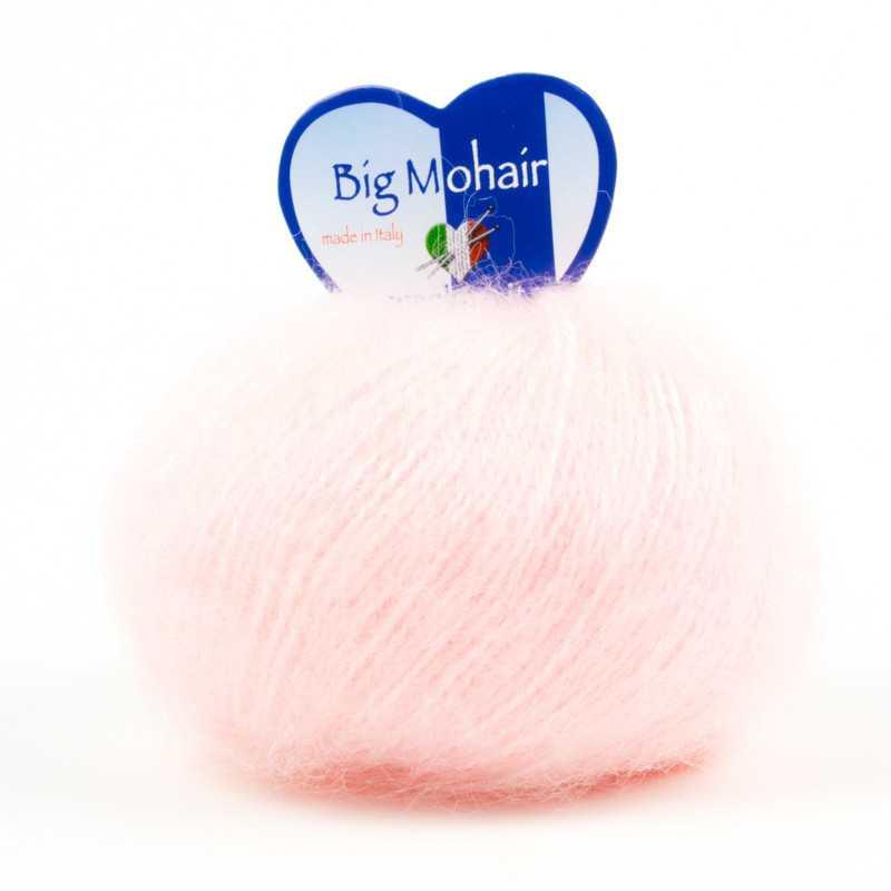 Big Mohair Rosa Baby 4