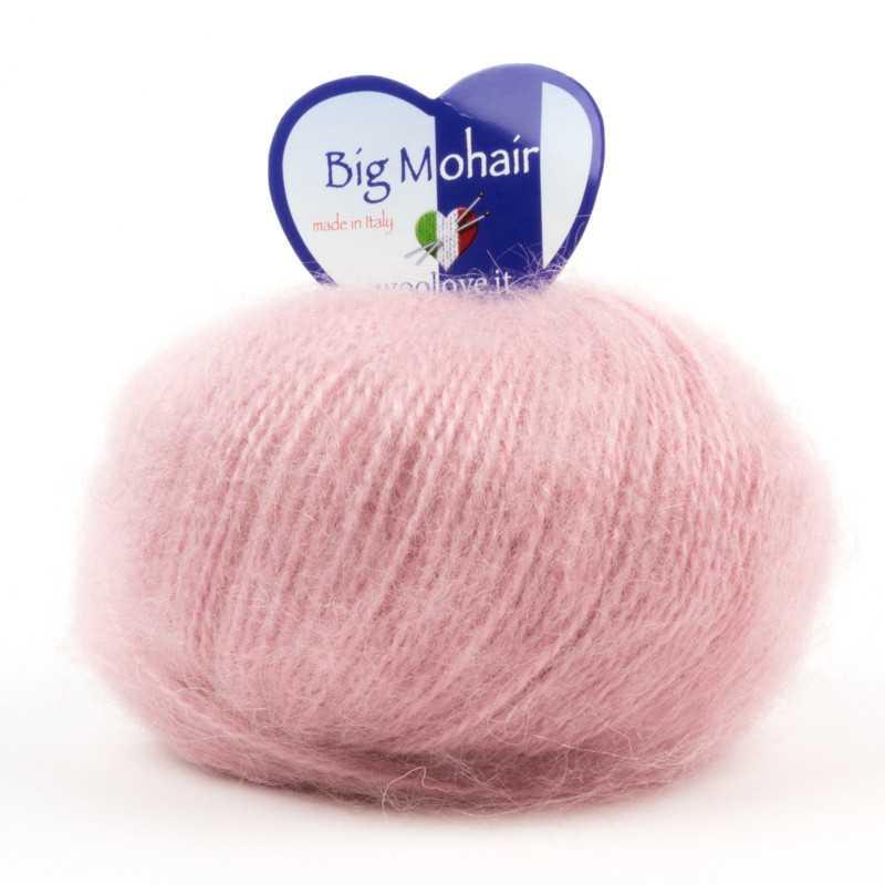 Big Mohair Rosa Antico 148