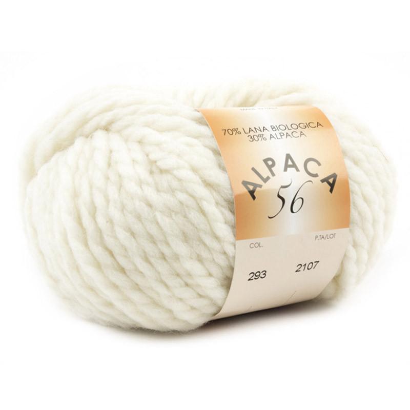 Alpaca 56 Bianco