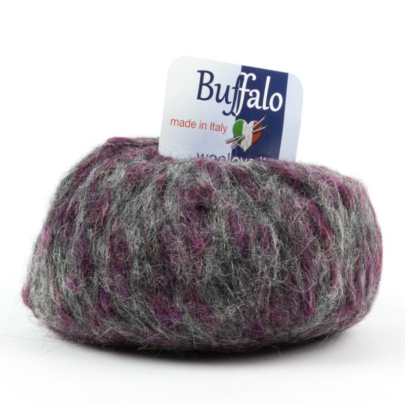 Buffalo Misto Grigio-Ametista