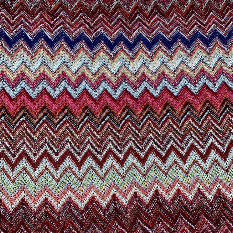 Tessuto Piguet cotone e lino Fiori