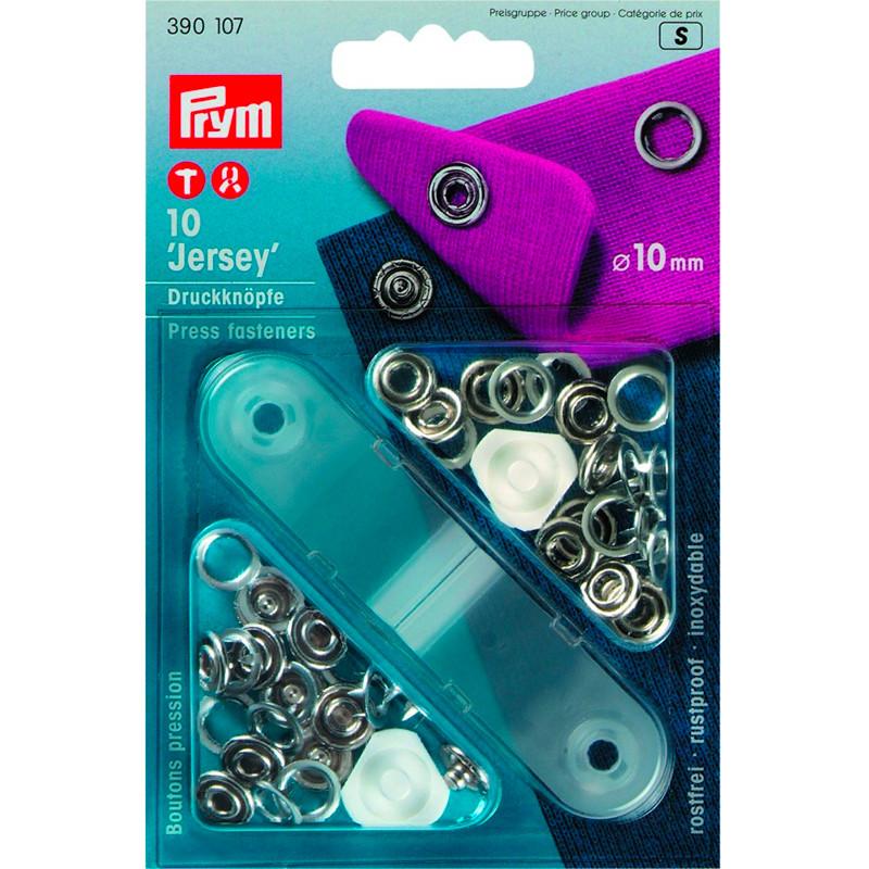 Bottoni anello 10 mm argento