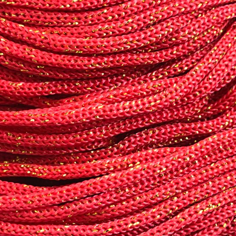 Thai Swan Glitter 046 Rosso-Oro