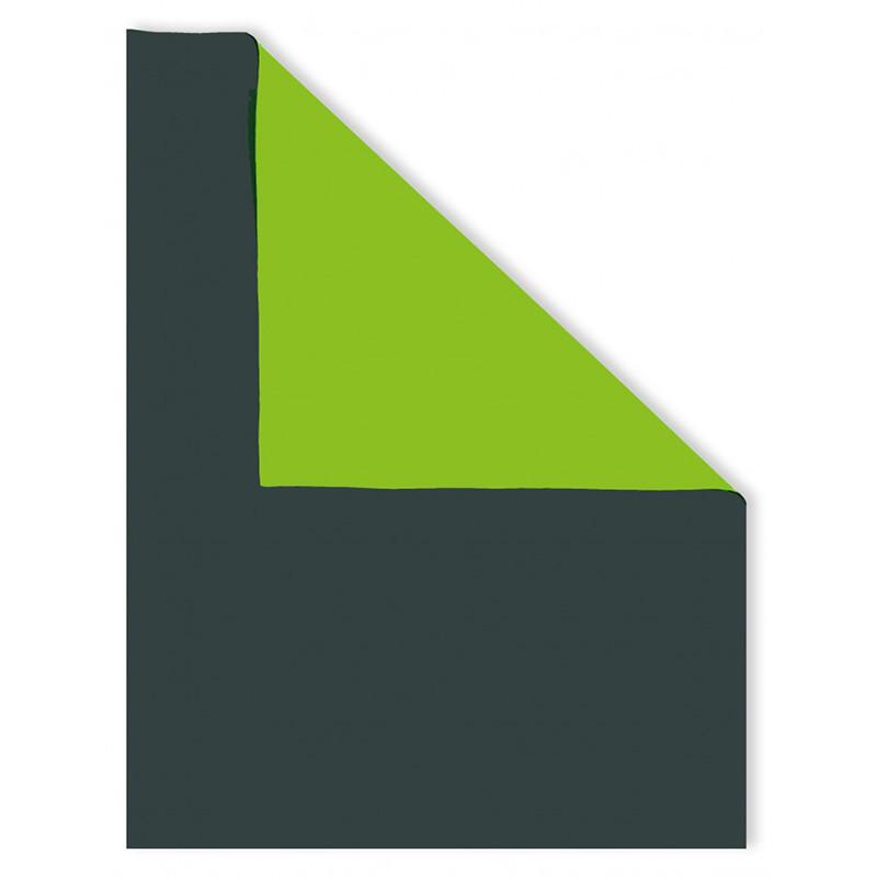 Neoprene bicolore Verdone Verde Acido