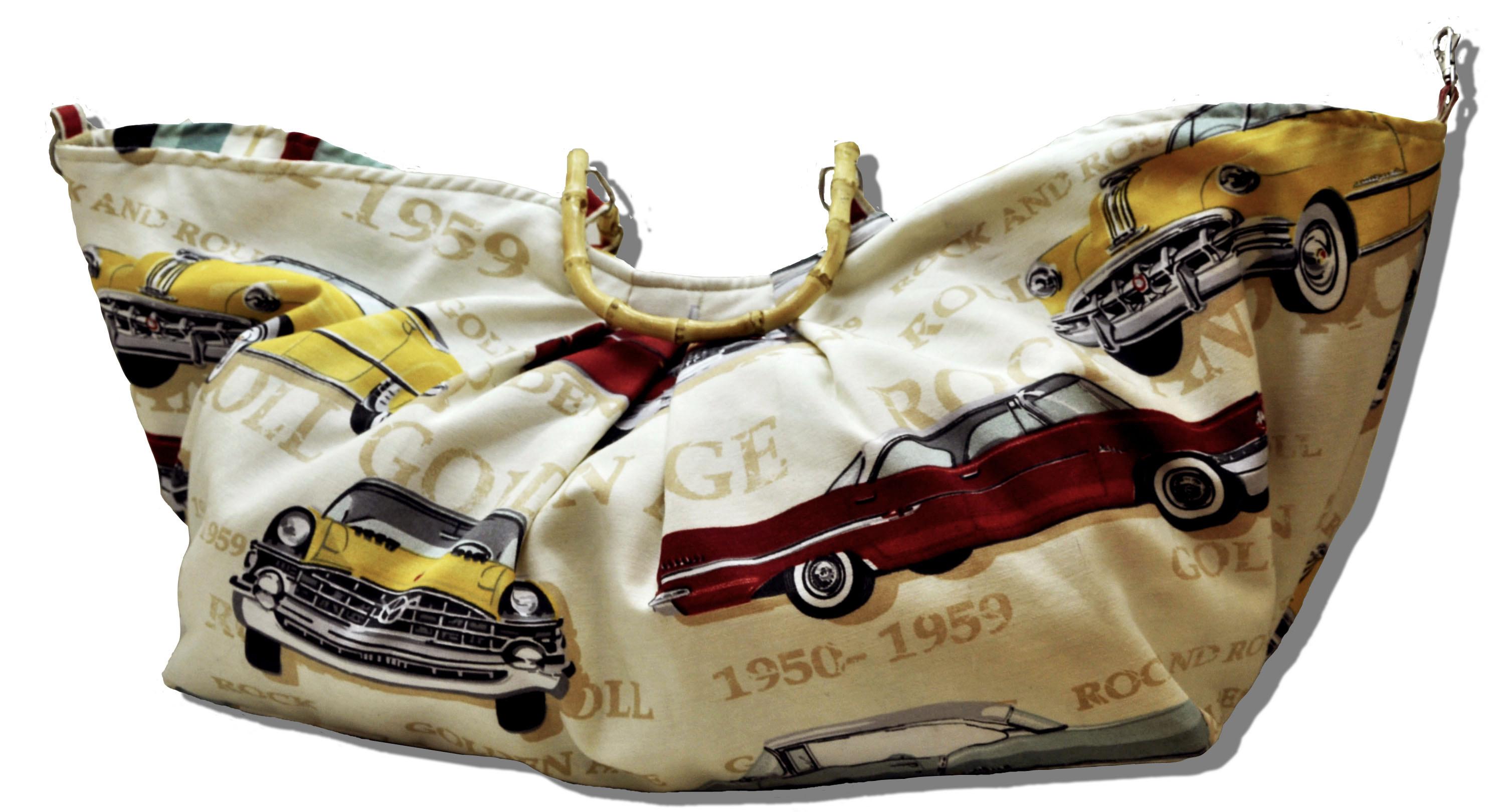Cartamodello Cadillac