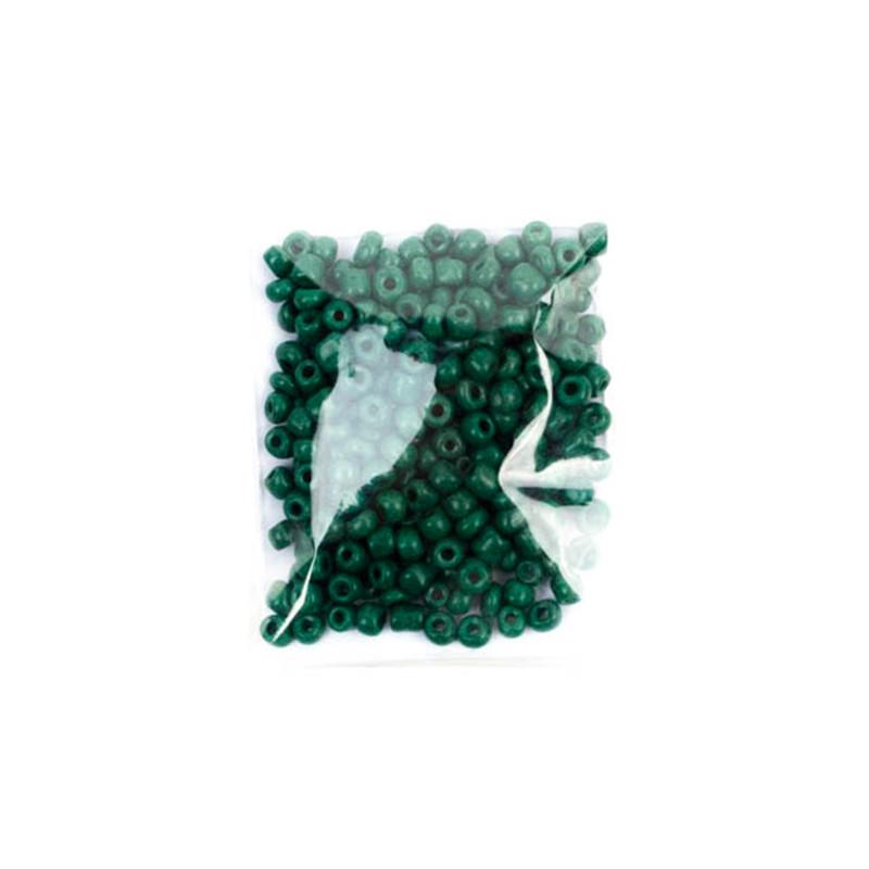 Conteria Ceramica Indiana 10 Verde Scuro