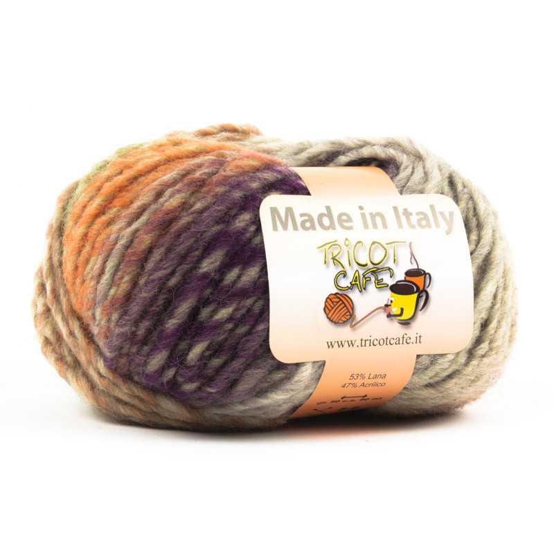 Made In Italy Noce-Viola-Verde