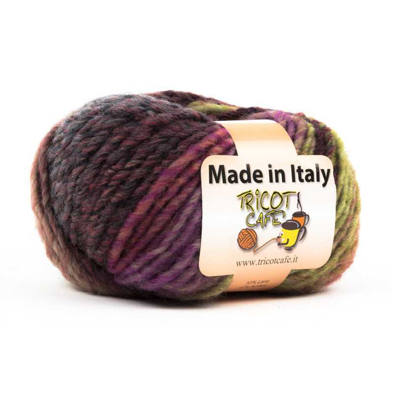 Made In Italy Verde-Viola
