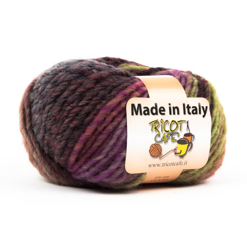 Made In Italy Verde-Viola