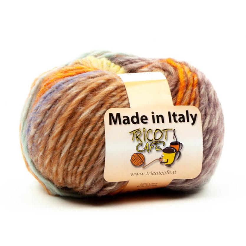 Made In Italy Misto Marrone-Celeste