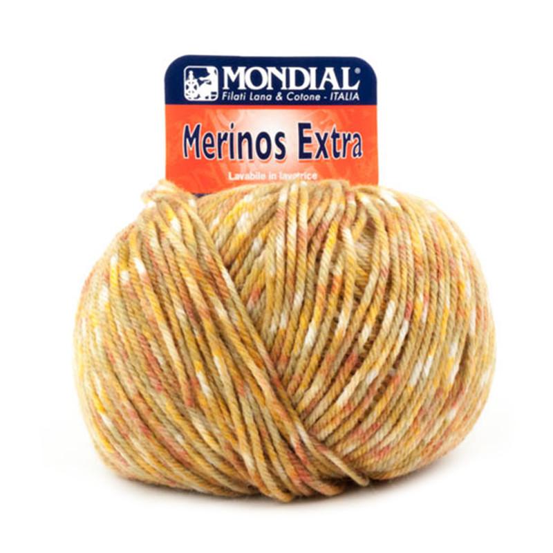 Merinos Extra Mondial Misto Sabbia 434