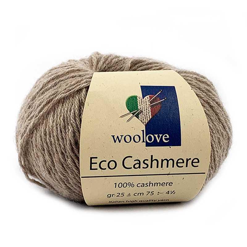 Eco Cashmere Noce 10009