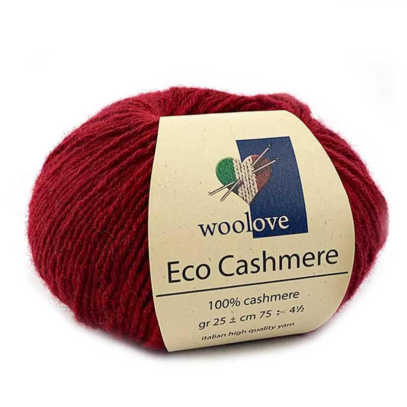 Eco Cashmere Rosso 10041