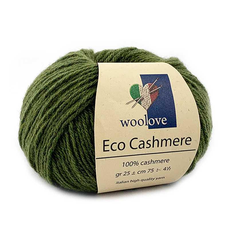 Eco Cashmere Verde 10246