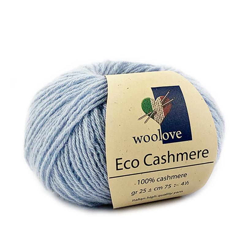 Eco Cashmere Azzurro Baby 10129