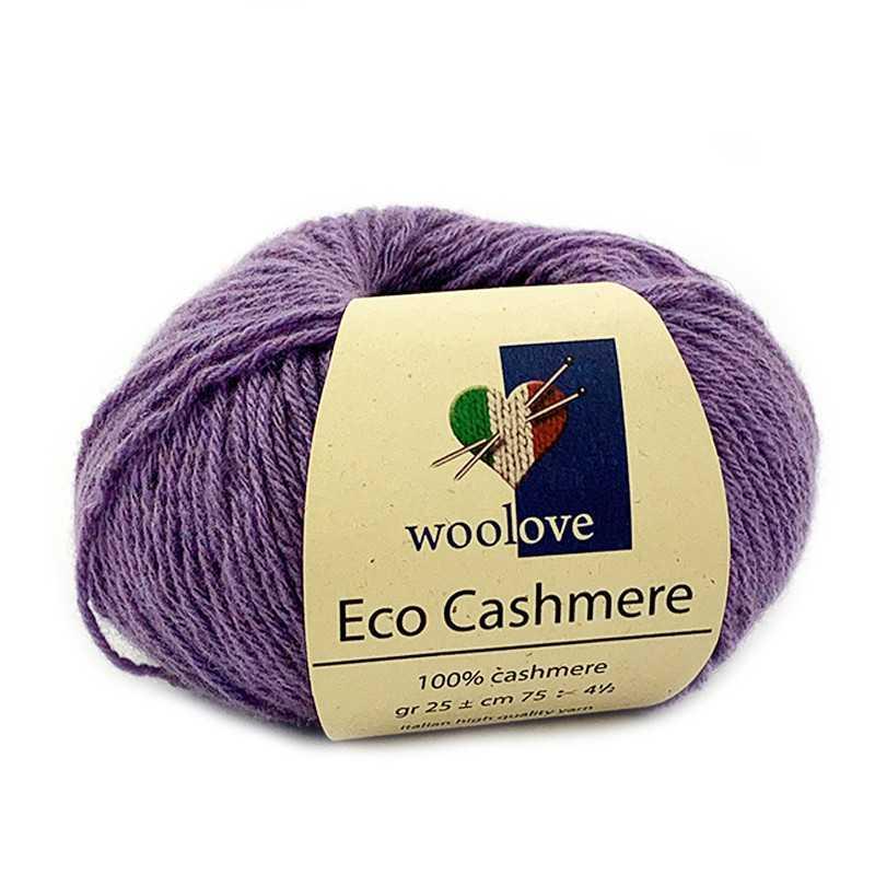 Eco Cashmere Viola 10140