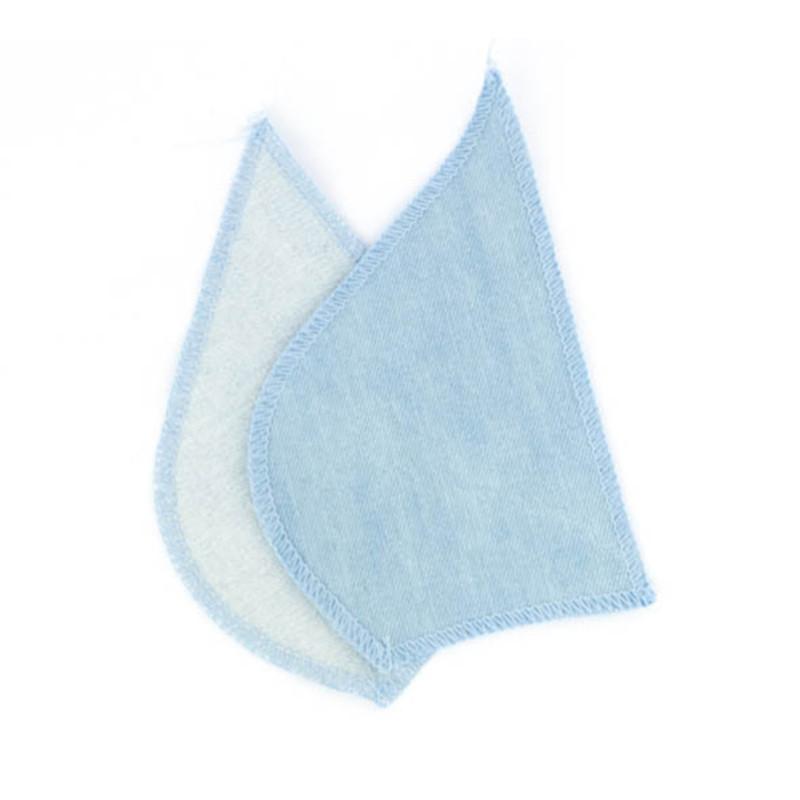 Rinforzi Pantaloni Azzurro