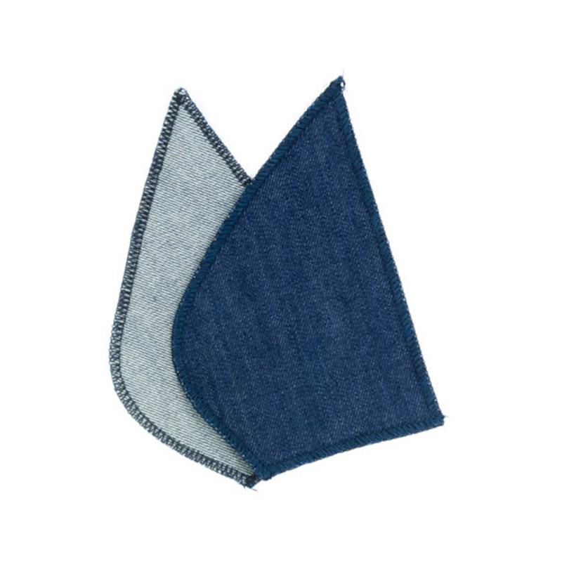 Rinforzi Pantaloni Blu