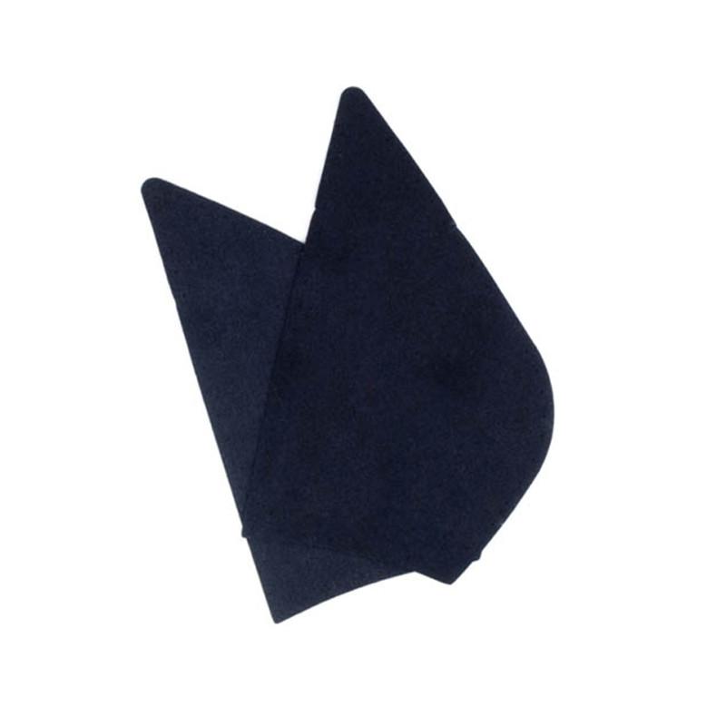 Rinforzi Pantaloni Scamosciati  Blu Notte