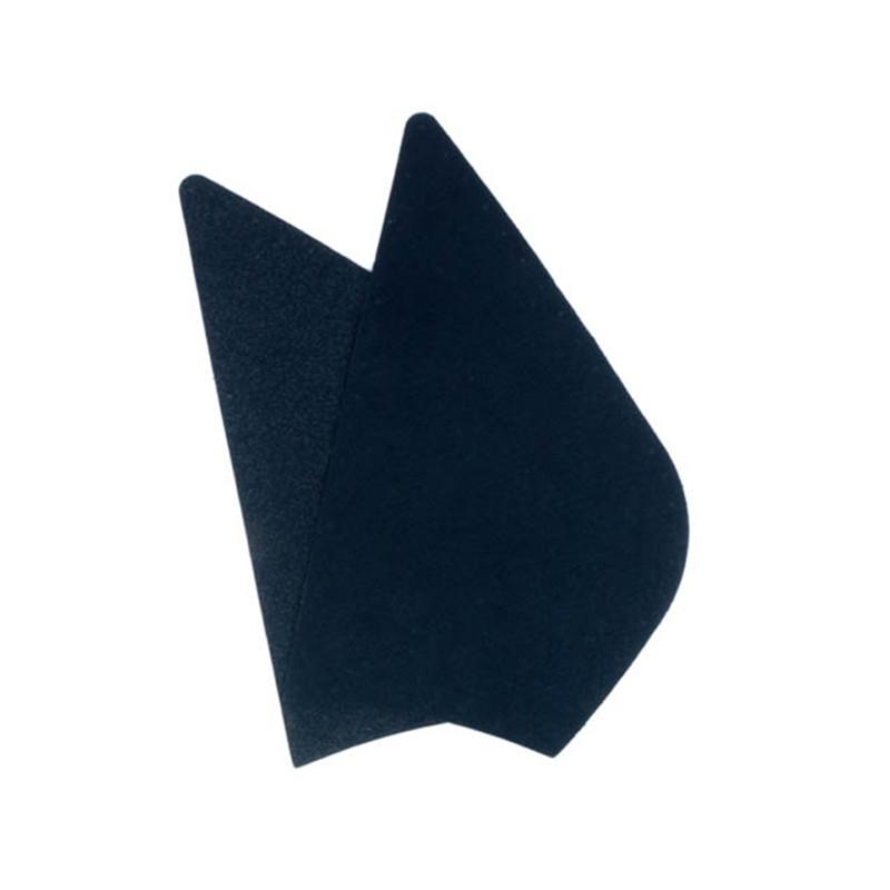 Rinforzi Pantaloni Scamosciati Blu