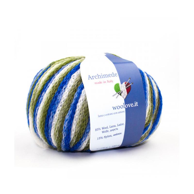 Archimede Misto Blu Verde 2